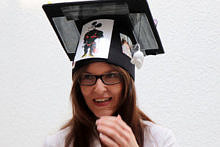 "Zum Artikel ""Doctoral Celebration of Stefanie Nübler"""